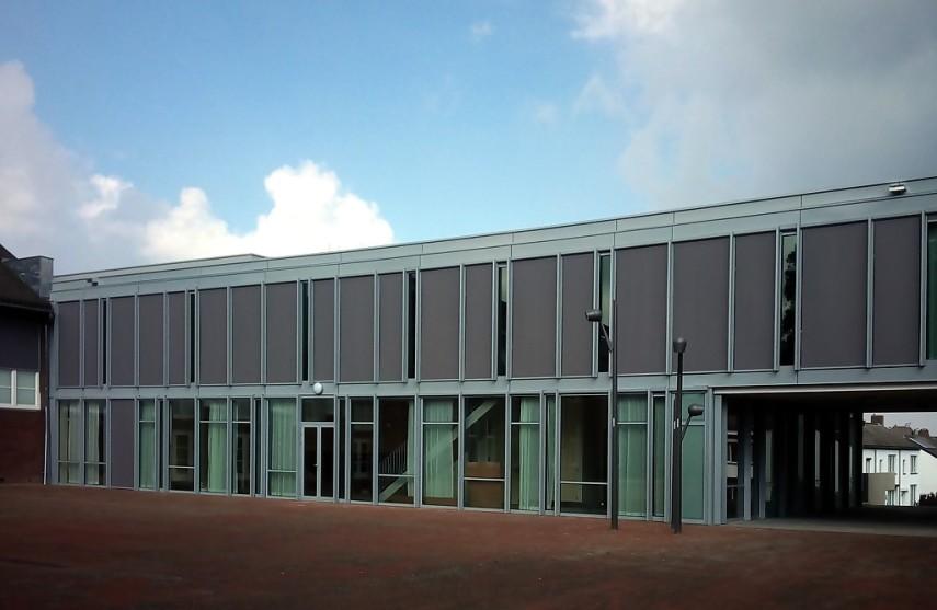 Projectinrichting in Heerlen