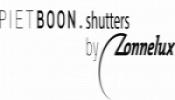 Logo Piet Boon shutters by Zonnelux